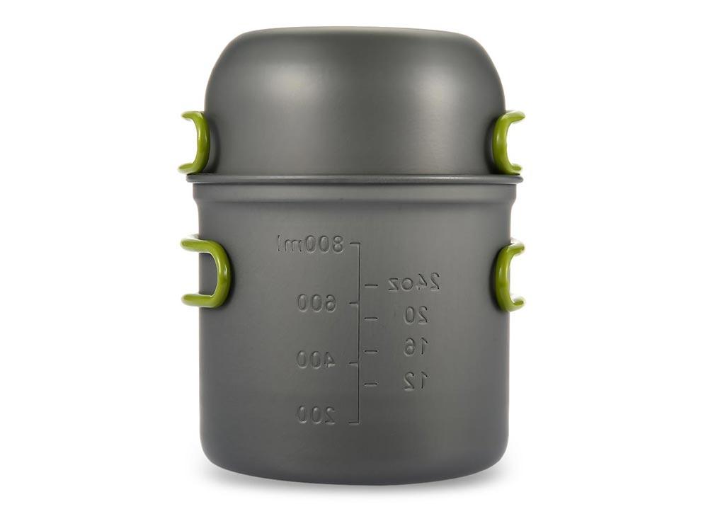 Outdoor Multitool Tableware Pot Pan Bowl