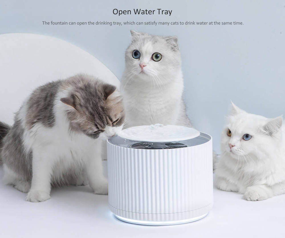 Smart Cat Water Dispenser from Xiaomi Youpin