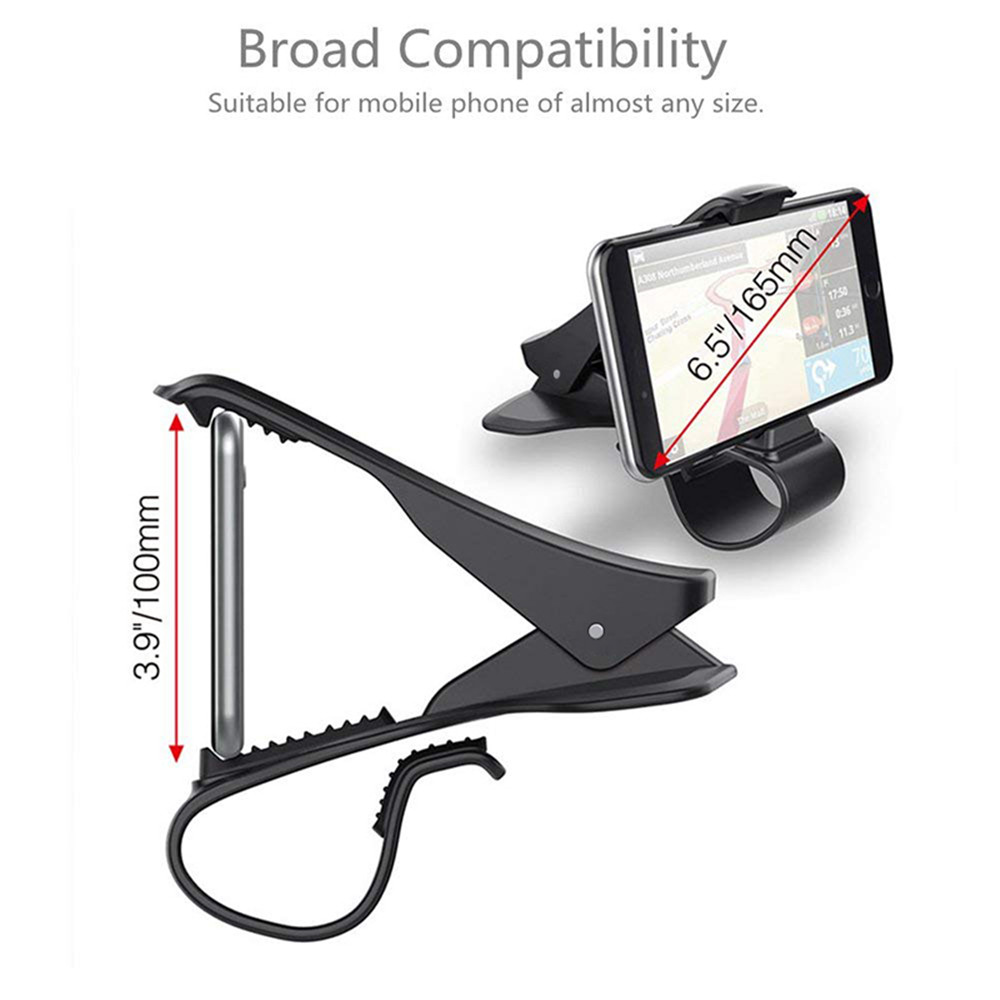 Universal Car Dashboard Mount Holder Stand for Smartphone GPS